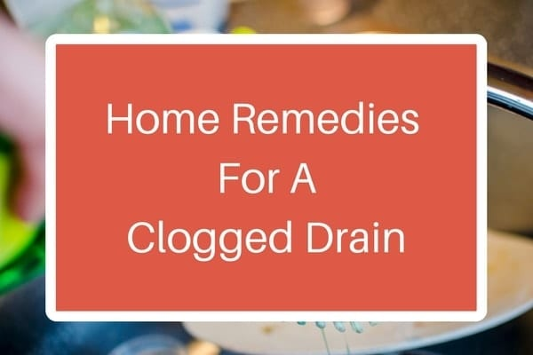 Effective Home Remedies For A Clogged Drain Xion Lab